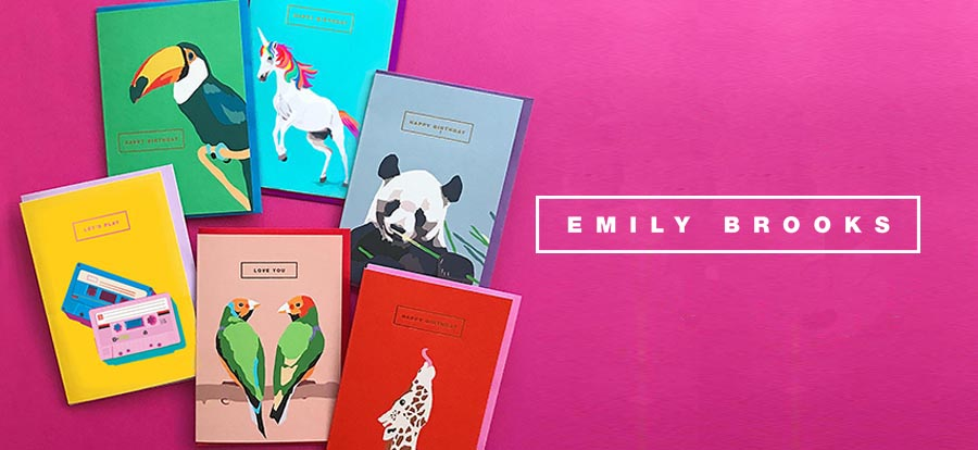 The Emily Brooks Collection- The Art File's first unwrapped collection
