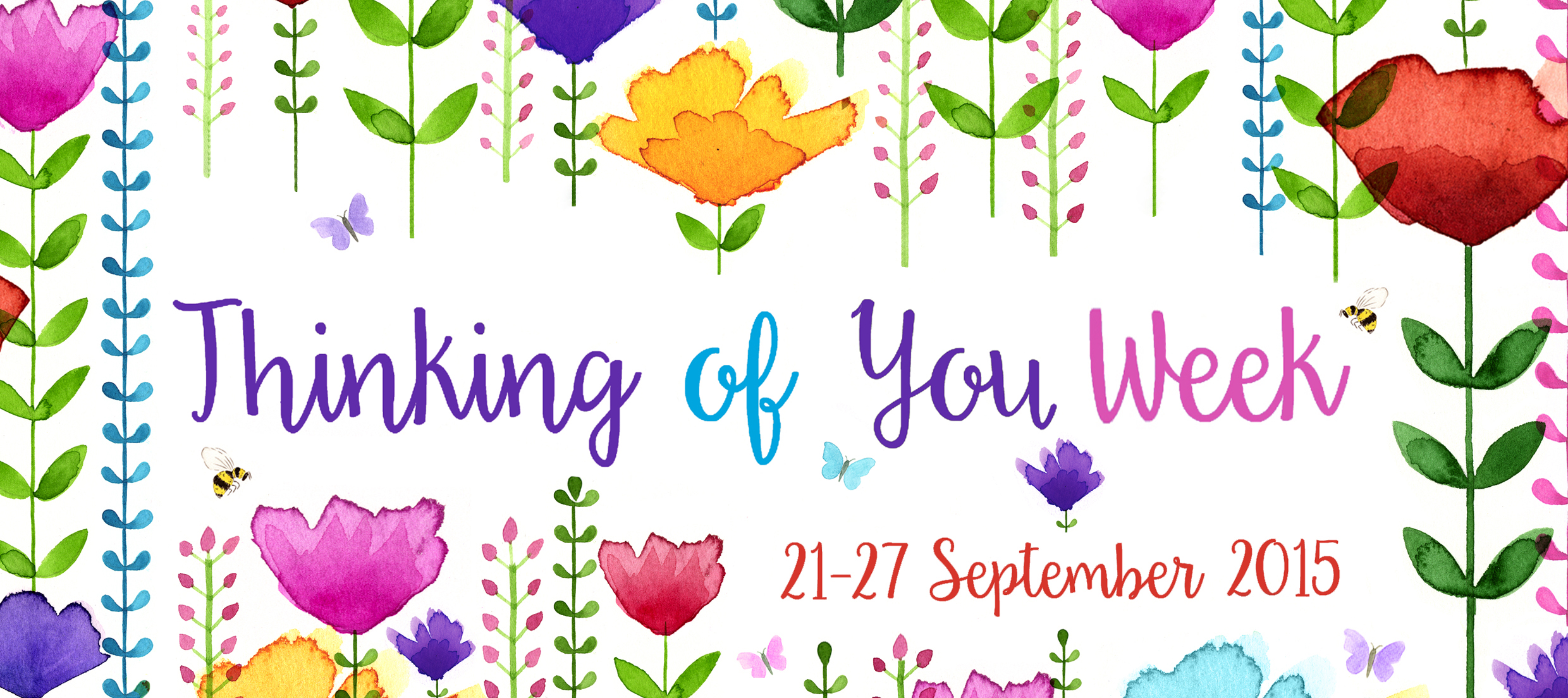National Thinking of You Week 2015